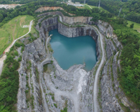Bellwood Rock Quarry Volumetrics