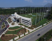 TopGolf Construction Progress