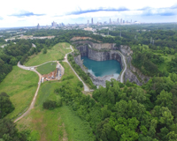 Bellwood Rock Quarry - New Atlanta Westside Park