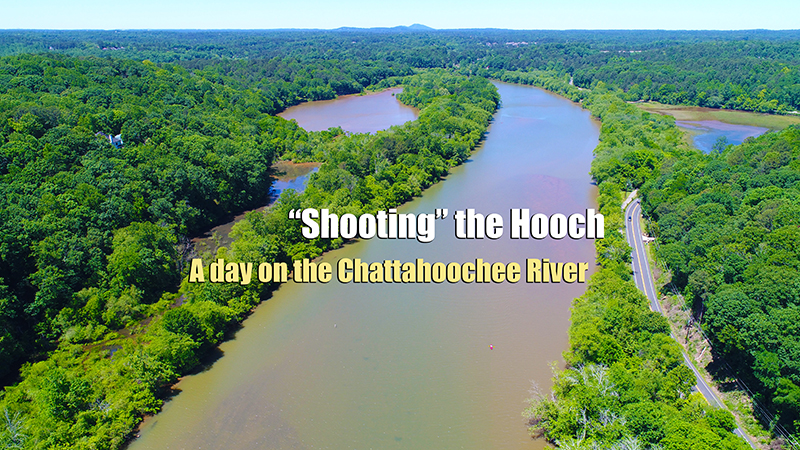 A DAY ON THE CHATTAHOOCHEE RIVER