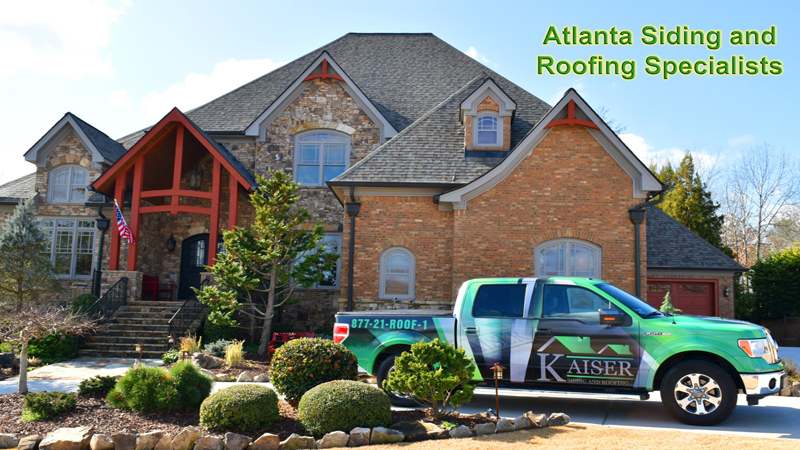 KAISER SIDING AND ROOFING PROMO